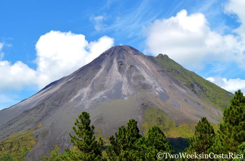 7a593b6cb0c Arenal Volcano, La Fortuna | 2 Week Itinerary for Costa Rica