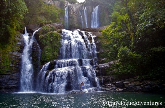 Nauyaca Waterfalls Photo