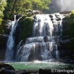 Visiting the Beautiful Nauyaca Waterfalls