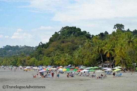 Manuel Antonio Beach Picture