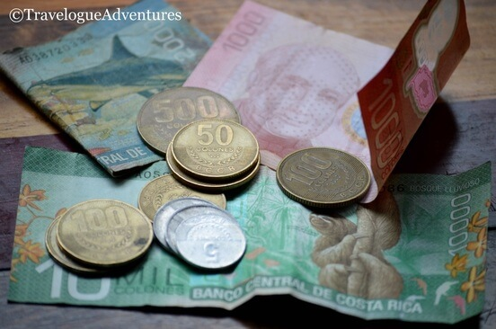 Colones Currency Picture