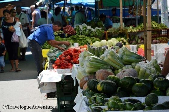 Quepos Costa Rica feria Picture
