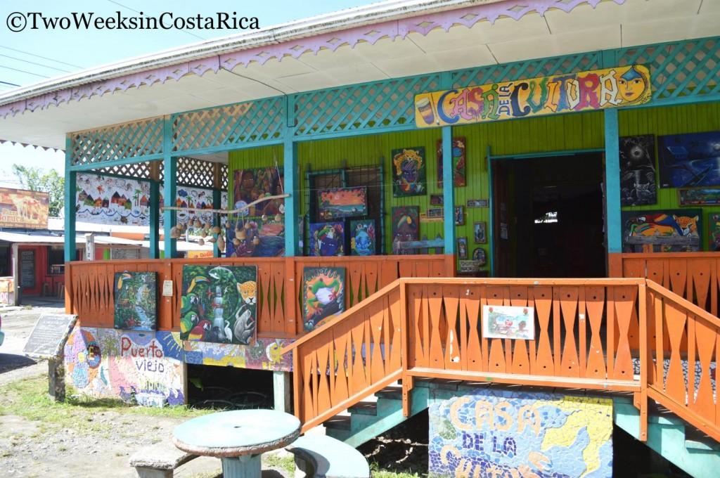Puerto Viejo Culture