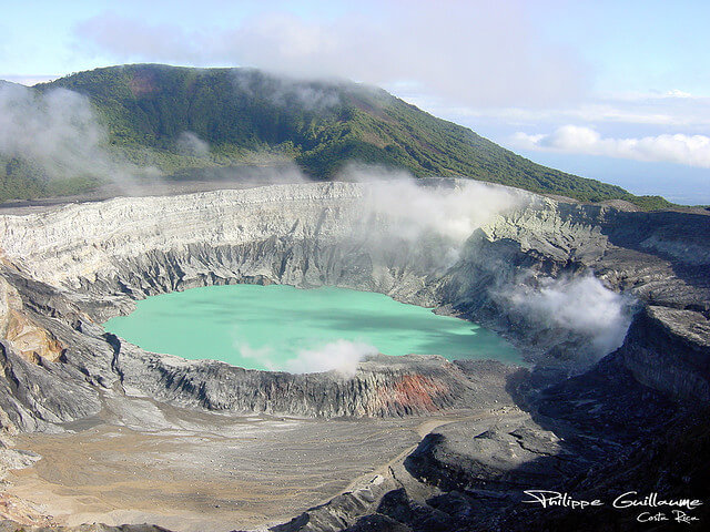 Best National Parks in Costa Rica - Poas Volcano National Park
