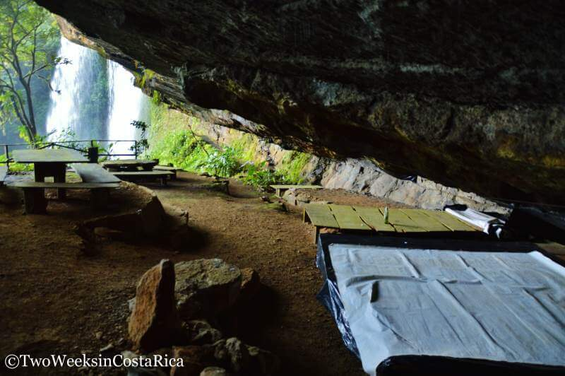 Sleeping in a Cave at Diamante Waterfall | Two Weeks in Costa Rica