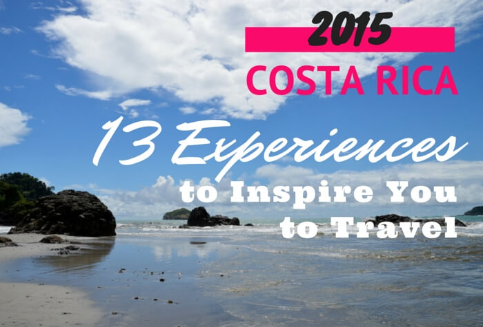 Costa Rica Travel Inspiration | Two Weeks in Costa Rica