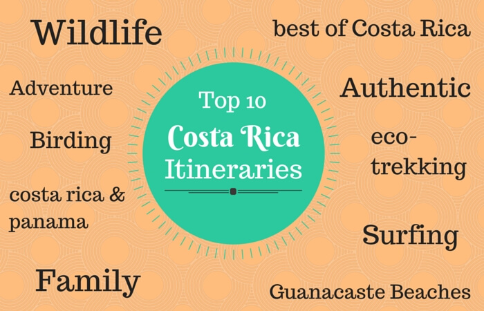 Top 10 Costa Rica Itineraries | Two Weeks in Costa Rica