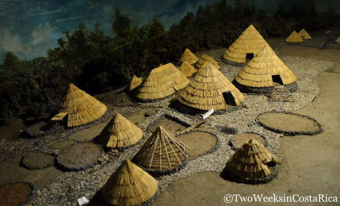 Guayabo Thatched Roof Homes | Two Weeks in Costa Rica