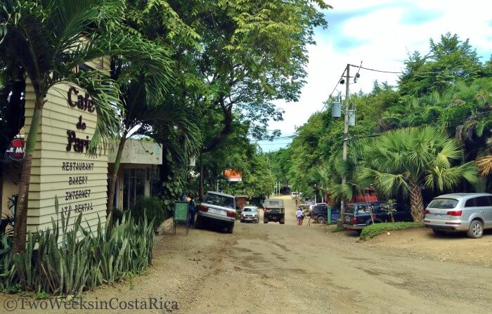 Nosara Roads | Two Weeks in Costa Rica