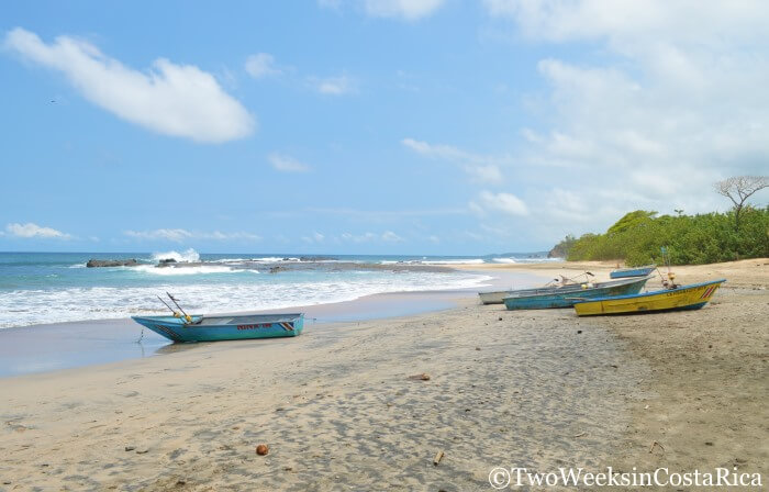 Playa Pelada Nosara | Two Weeks in Costa Rica