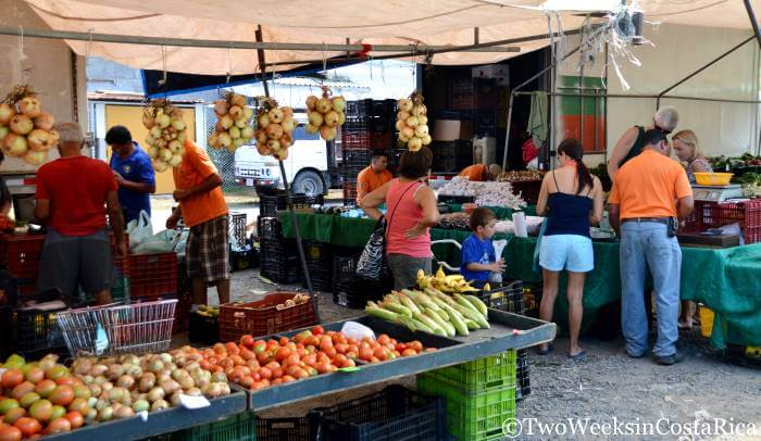 Jaco Farmers Market | Two Weeks in Costa Rica