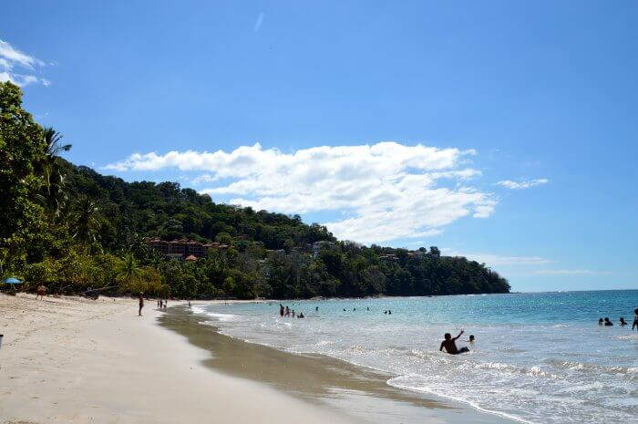 Playa Blanca | Two Weeks in Costa Rica