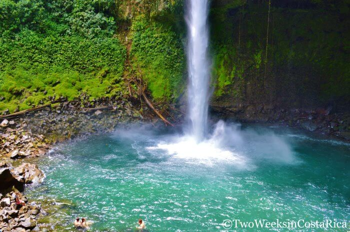 La Fortuna Waterfall | Two Weeks in Costa Rica