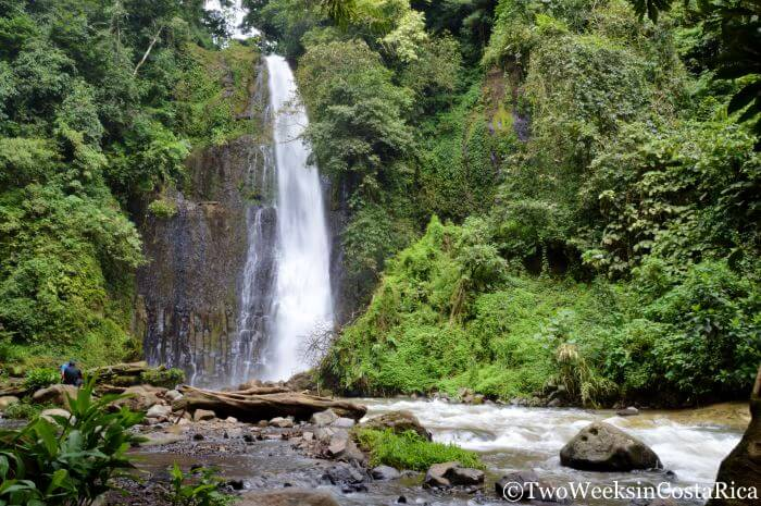 Los Chorros Waterfall | Two Weeks in Costa Rica