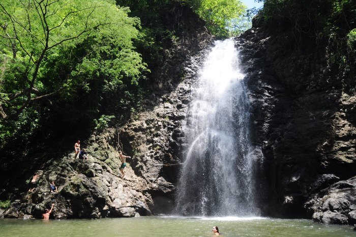 Montezuma Waterfall | Two Weeks in Costa Rica