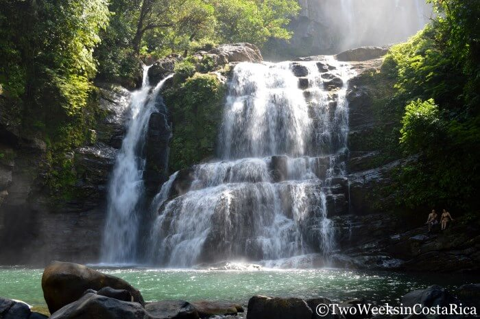 Nauyaca Waterfalls | Two Weeks in Costa Rica