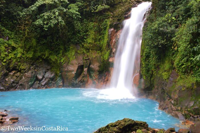 Best National Parks in Costa Rica - Tenorio Volcano National Park