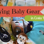 Where to Buy Baby Stuff in Costa Rica