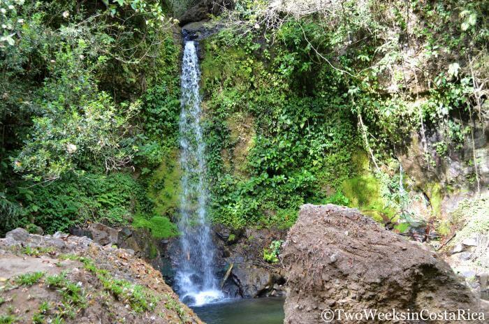 Viento Fresco Waterfalls: A Refreshing Stop Between La Fortuna and Monteverde | Two Weeks in Costa Rica