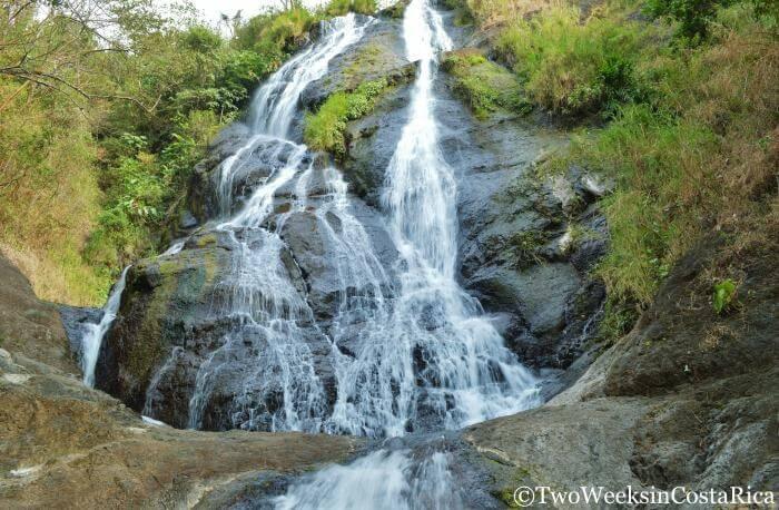 Viento Fresco Waterfalls A Refreshing Stop Between La Fortuna And Monteverde Two Weeks In