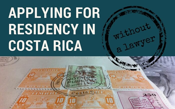 Applying for Residency in Costa Rica Without a Lawyer