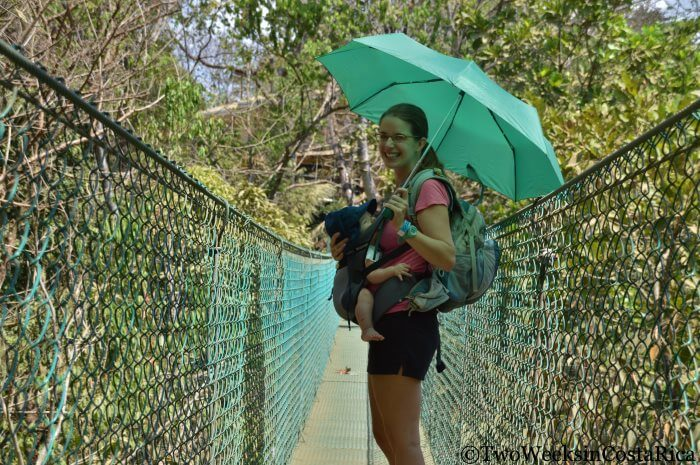 Packing List for Traveling with a Baby to Costa Rica