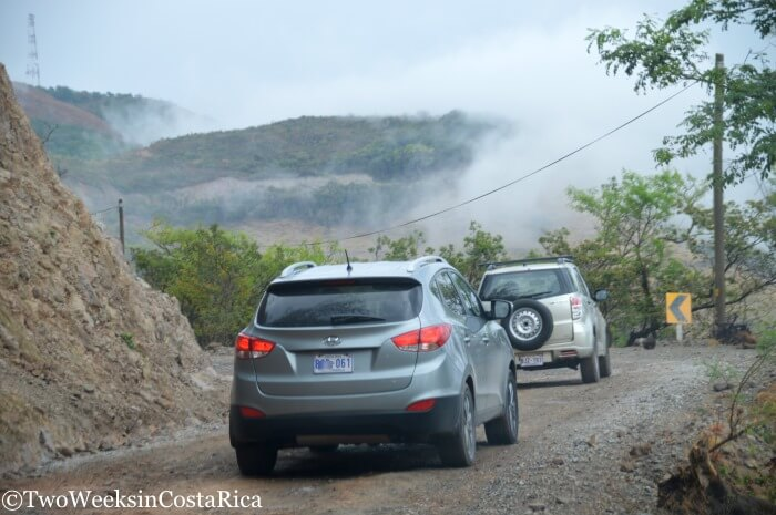 Driving to Monteverde, Costa Rica: Best Routes and Road Conditions