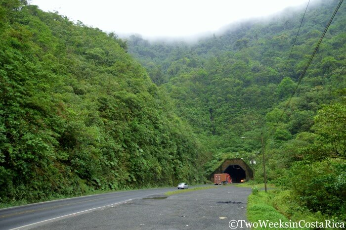 Road Conditions in Costa Rica - Route 32