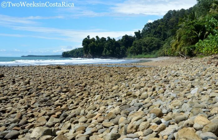 Playa Arco: A Secret Beach Near Uvita | Two Weeks in Costa Rica