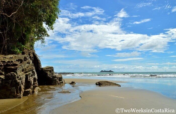 Playa Arco A Secret Beach Near Uvita Two Weeks In Costa Rica