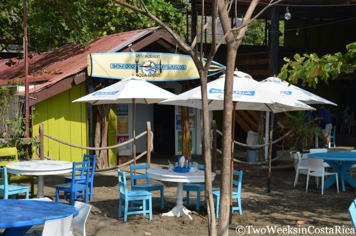 Playa Hermosa (Guanacaste) - Restaurants