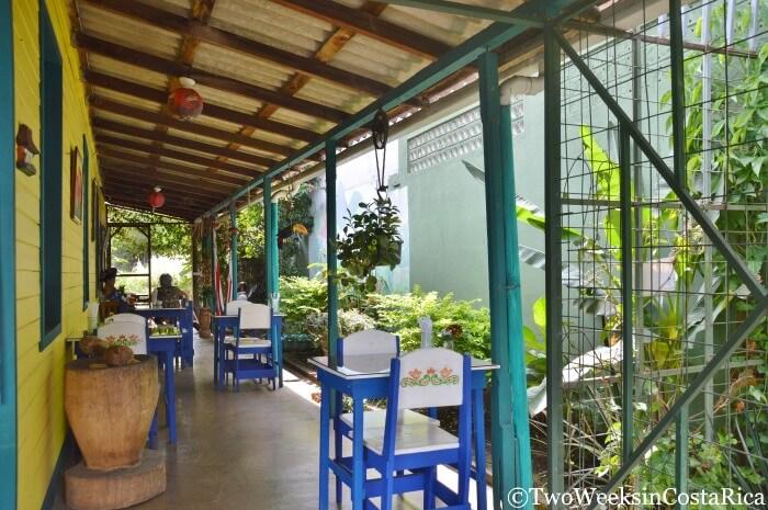 El Café de la Casa in Atenas Costa Rica