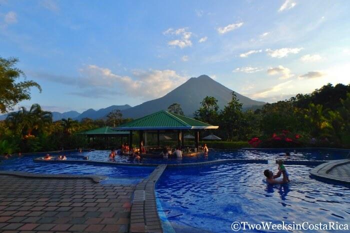 Costa Rica Hotels Near Volcano