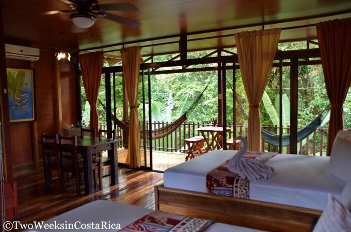 La Fortuna Hotel Guide - Heliconias Nature Lodge