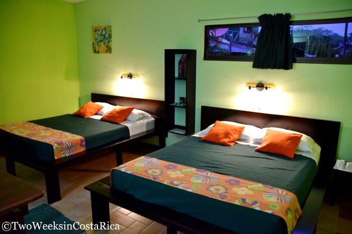 Hotel Casa de las Flores in Cahuita, Costa Rica