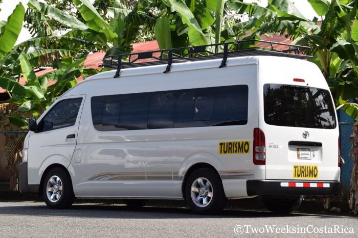 do you tip shuttle drivers in costa rica