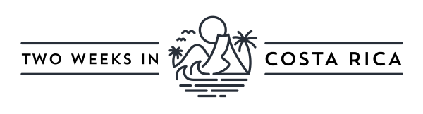 Two Weeks in Costa Rica Logo